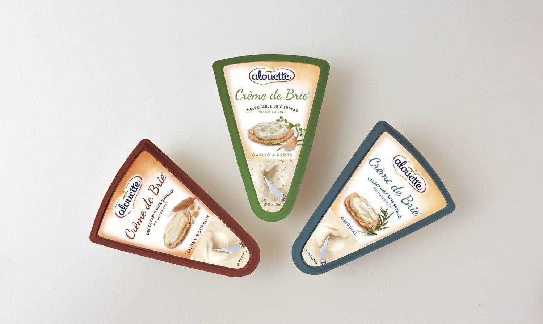 Alouette Crème de Brie