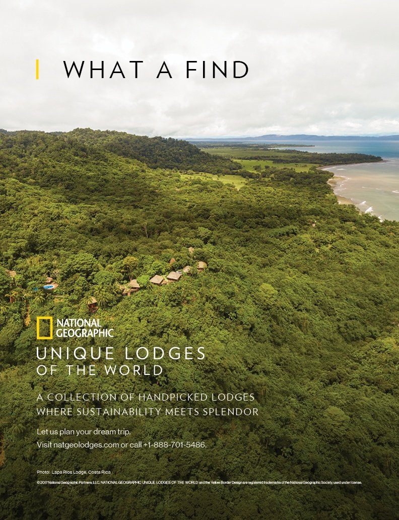 National Geographic Ad Campaign